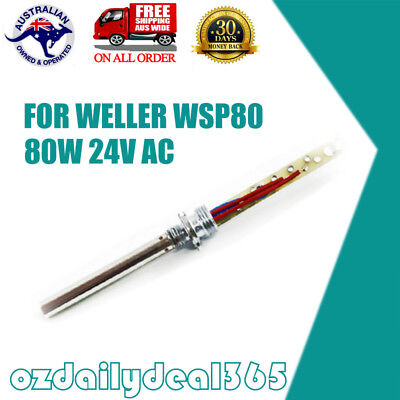 Soldering Station Iron HEATING ELEMENT 80W 24V For WELLER WSP80 WR3M AU stock
