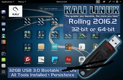 KALI LINUX PEN-TEST tools Toshiba m105 Classroom Only use w