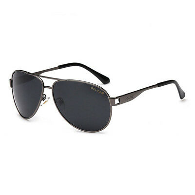 Fashion Color polarized POLICE Sunglasses Outdoor Sports Driving Toad glasses !