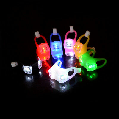 Waterproof Night Silicone Caution Light Lamp for Baby Stroller Night Out ^^