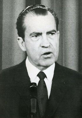 Richard Nixon Photo De Presse