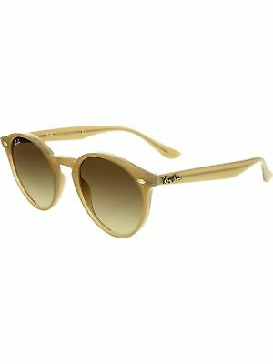 Ray-Ban Women's Gradient RB2180-616613-49 Brown Round Sunglasses
