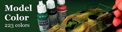 Vallejo - Model Colour - Acrylic Paints - All Colours Available