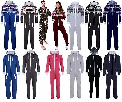 New with tag Unisex Men's Camouflage All In One Jumpsuit M L XL XXL