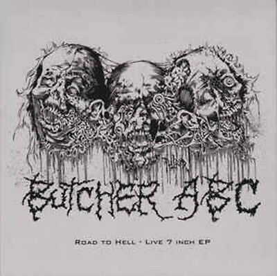 """BUTCHER ABC - road to hell live 7"""""""