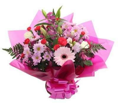 Stunning Fresh Flower Gift Bouquet **********ideal Gift**********