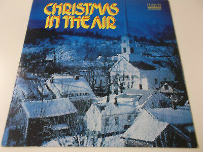 39793 - Christmas In The Air - 1977 Rca Vinyl Lp Made In U.s.a. (Eddie Fisher)