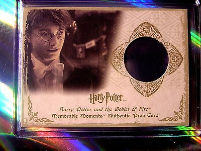 Harry Potter-MM1-GOF-Official-Authentic-Prop Card-Christmas Cards-#149/180-P6