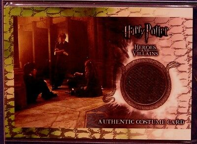 Harry Potter-Emma Watson-Hermione Granger-H&V-COS-Authentic-Costume Card-C7