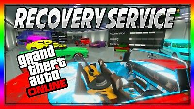 Gta 5 recovery XBOX 360 ONLY