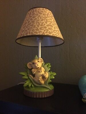 Lion King Lamp