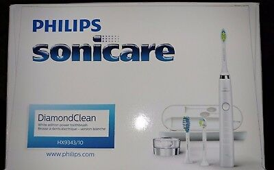 Philips Sonicare DiamondClean White Edition Power Toothbrush