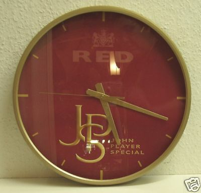 John Player Special Red - Wanduhr (6)