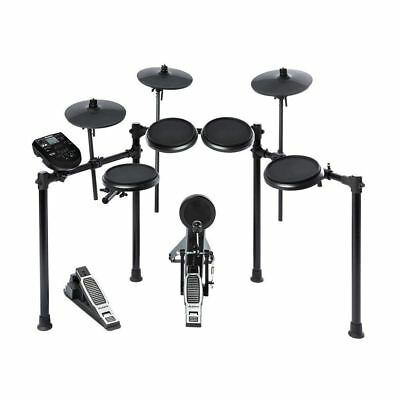 "Alesis Nitro Kit Electronic Drum Set with 8"" Snare, 8"" Toms, and 10"" Cymbals"