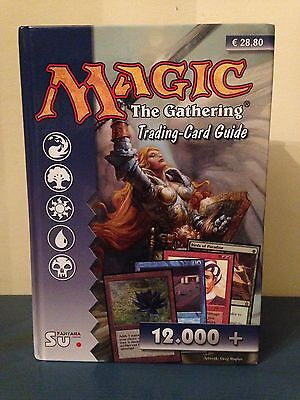 Mtg Magic The Gathering Trading Card Guide Enciclopedia Da Alfa A Ravnica Nuovo