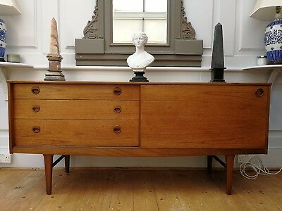 Retro original stylish 1960's  Nathan Teak Sideboard in great condition.