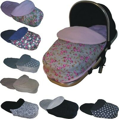Hand Tailored FOOTMUFFS to Fit Icandy Peach Pushchairs