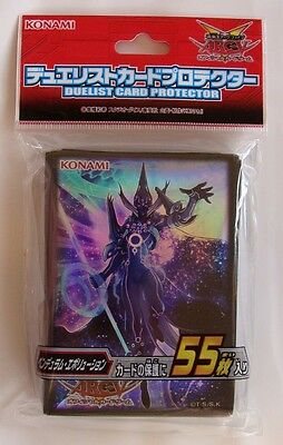 Japanese Konami Official Card Sleeves, Pendulum Evolution 55 Sleeves Sealed