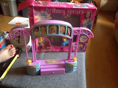 Britney Spears Concert Stage, Made in 2000, Super Cute - Not Sure Works