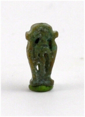 Egypt Late Period 26-30th Dynasty a faience amulet of Sekhmet
