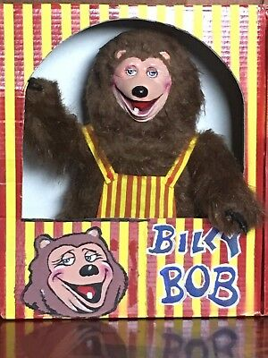 Billy Bob Doll * Hand Crafted * Rock-afire Explosion * Very Limited Production