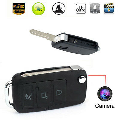 Mini Spy Car Key Chain DV Motion Detection Camera Hidden Webcam Camcorder AVR TU