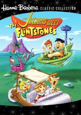 The Jetsons Meet The Flintstones (Hanna-Barbera Classic Collection) NEW DVD