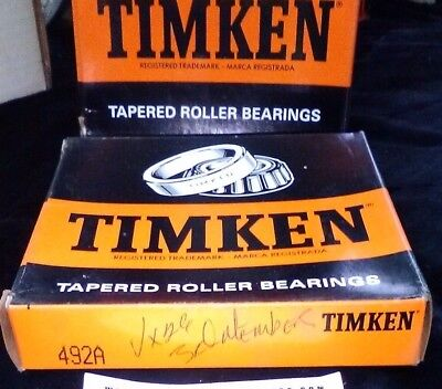Timken Tapered Roller Cup 492A