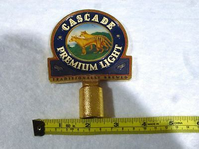 Cascade Premium Light beer tap