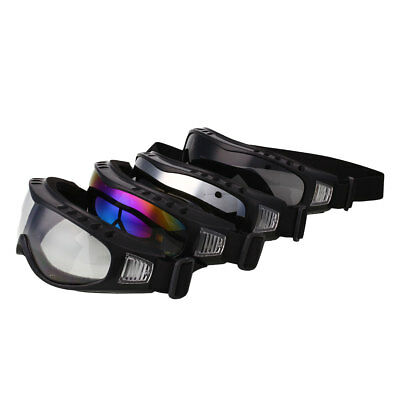 Motorcycle Wind Goggles Bike Sking Road Racing Anti Sand Gafas de esquí Safety