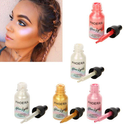 Unicorn Illuminating Highlight Liquid Shimmer Shiny Hydratant Hydratant