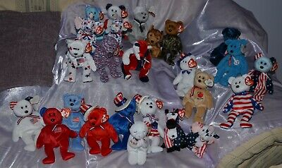 Ty USA EXCLUSIVE ~ BEANIE BABIES ~  Please see PHOTOS