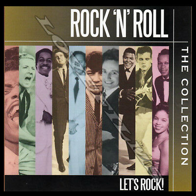 Rock 'N' Roll The Collection Lets Rock Vol 7 = Music Cd =(Australian Shipping Fr