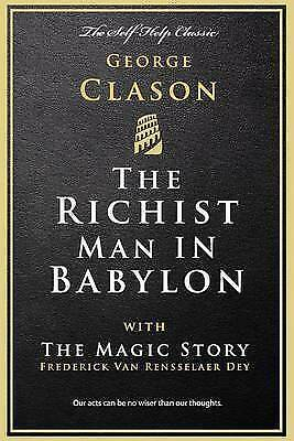 The Richest Man in Babylon: With the Magic Story by Clason, George -Paperback