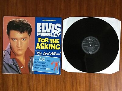 ELVIS PRESLEY For The Asking (the lost album) RCA NL 90513 Germany 1990 LP VINYL