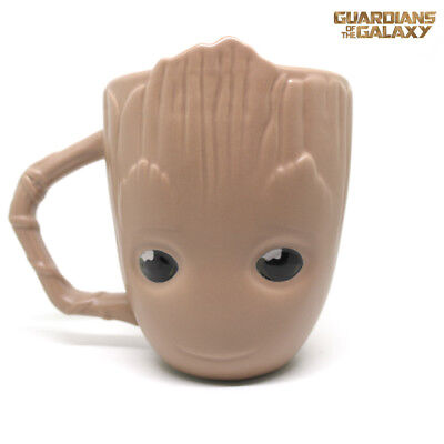 Guardians of the Galaxy Vol. 2 Cute Baby Groot Goblet Coffee Cup Mugs Best Gift