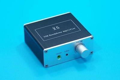 X5 PCM2706+CS4344+TDA1308  USB DAC SOUND CARD Headphone Amplifier