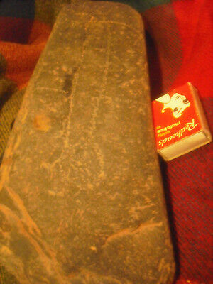 Fine old Engraved Stone Cylcon Message Marker Totem Western Australia:Aboriginal