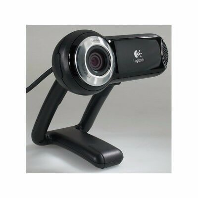 Logitech QuickCam Pro 9000 Webcam - 2 Megapixel USB 1600 x 1200 Video