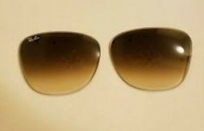 New Authentic Replacement Rayban lenses Sunglasses Metal RB4175 57-16 B-Gradient