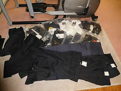 Lot Of Fire/police/ems Uniform Shirts/pants/shorts-New!