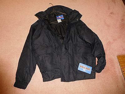 Fire/ems/police/security Uniform Jacket-New-Size M-Reg