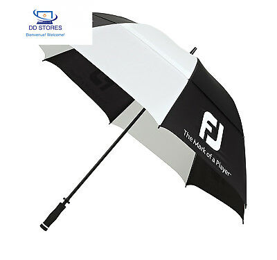 FootJoy Dual Canopy Umbrella - Golf Novelt (nylon) Couleur: multicolore: