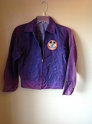 Rare Seldom Seen 1950s Disney TV Worn Prop MOUSEKETEER Mickey Mouse Jacket L@@K