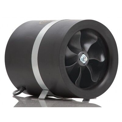 CF Group Can Max Mixed Flow Inline Fan, 8-Inch 675 Cubic Feet Per Minute