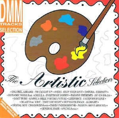 cd THE ARTISTIC SELECTION - VARIOUS