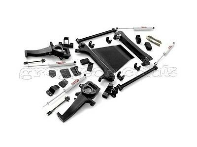 """Dodge RAM 1500 (02-05) 5"""" Lift Kit Suspension Rough Country Greggson Off Road"""