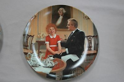 Annie Collector Plate Series Tomorrow