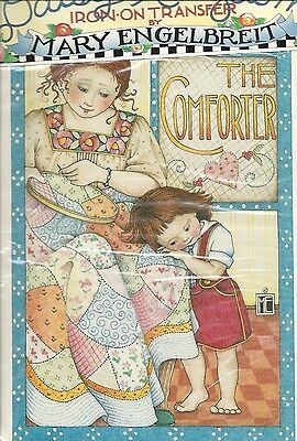 Daisy Kingdom Iron-On Transfer by Mary Engelbreit - The Comforter  Free Shipping