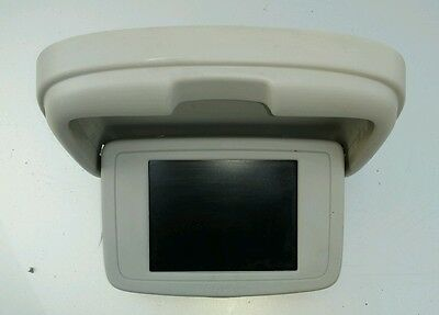 Nissan Quest Video Monitor/screen  Oem 2002